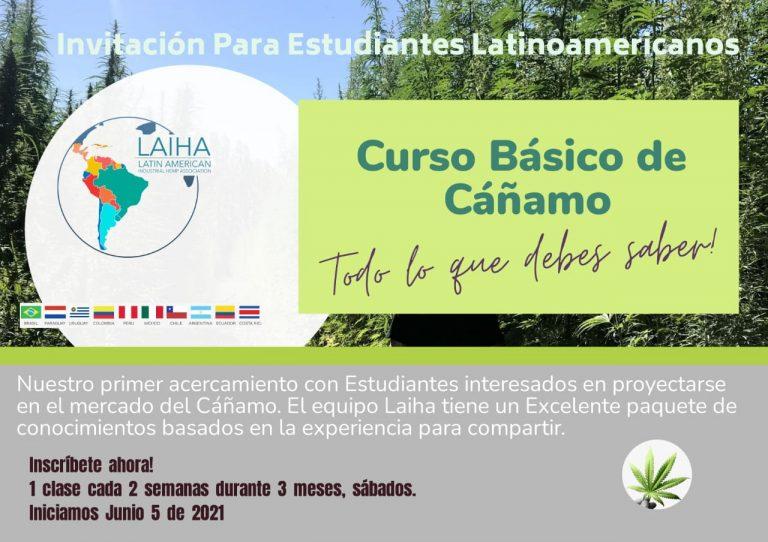 Primer Curso LAIHA junio 2021 español